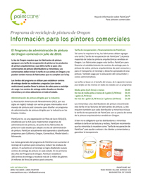 OR painting-contractors Fact Sheet Spanish
