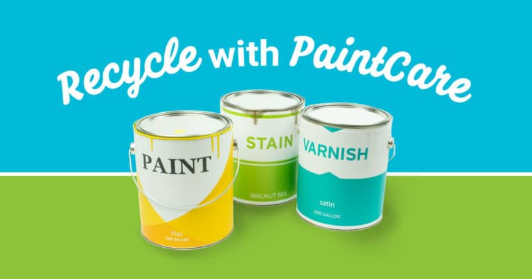 Paintcare Inc Paintcare Makes It Easy To Recycle Leftover