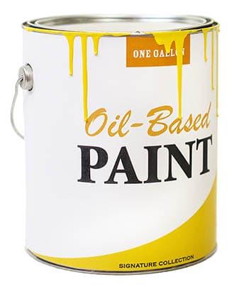 pintura a base de aceite